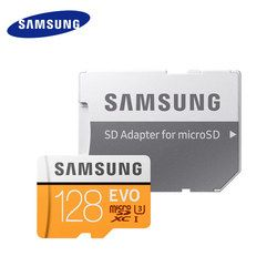 SAMSUNG Micro SD Memory Card 16GB 32G 64G 128G MicroSD Cards SDHC SDXC Max 95M/s EVO 32GB 64GB C10 TF Trans Flash Mikro Card