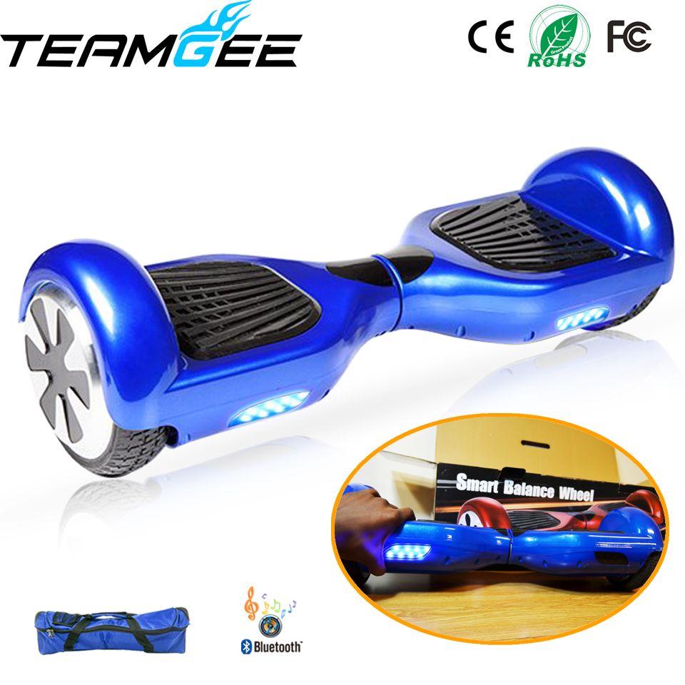 Smart treiben roller hoverboard skateboard hover boards mit bluetooth hoverboard mit elektrische bord skateboard kostenloser versand