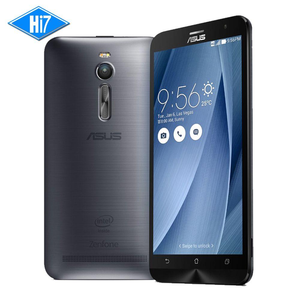 Новый оригинальный ASUS Zenfone 2 ze551ml мобильный телефон Android 4 ГБ Оперативная память 32 ГБ 5.5