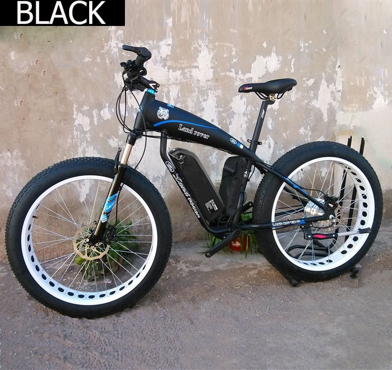 48v1000w 26inch electric mountain Bicycle MTB bicycle lithium 48V 750w & 1000w 26 * 4.0 electric bicycle electric snow EBIKE