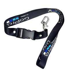 For Go Pro Accessories Neck Strap Lanyard Sling with Quick-released Buckle for GoPro Hero5 5s 4 4s sj4000 sj5000 sj7000 xiao yi