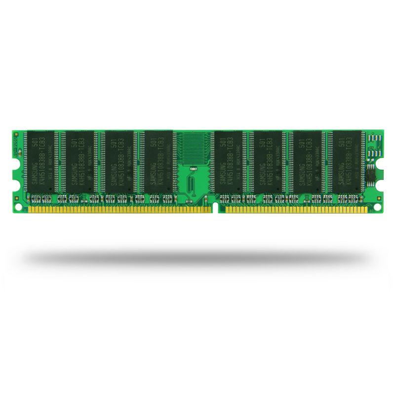 DDR1 PC 3200 DDR 400/PC3200 512 mo 1GB ram de bureau mémoire Compatible ram 333 MHz/266 MHz PC2700 DDR400 tout Mortherboard
