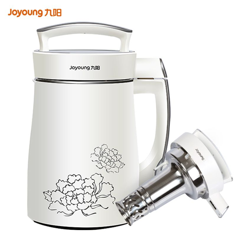 Joyoung Household Soymilk Maker Automatic Electric Multifunction Soybean Milk Machine Juice Rice Paste Maker 1300ml Blender