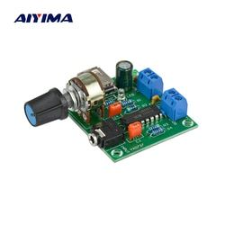 Aiyima New Mini Power Amplifier Board 5W*2 HIFI Two-channel PM CM2038 Audio Amplifier 5V USB Supply Power