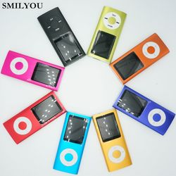 SMILYOU 1.8 inch support 8GB 16GB 32GB mp3 player Music playing 4th gen with fm radio video player E-book mp3 music players