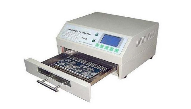Infrared IC Heater T962/Infrared reflow oven T-962