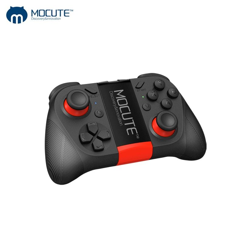 MOCUTE 050 Gamepad Android VR Game Pad Joystick Android Bluetooth Controller Selfie Remote Control Joypad for Smart Phone