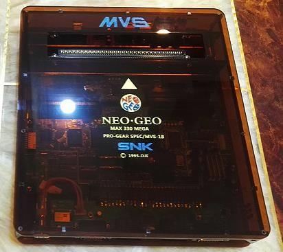 NEUE JAMMA CBOX MVS SNK NEOGEO MVS-1B DB 15 P SNK Joypad SS Gamepad mit AV Rgb-ausgang Für NEOGEO 161 in 1 & 120 in 1 Patrone
