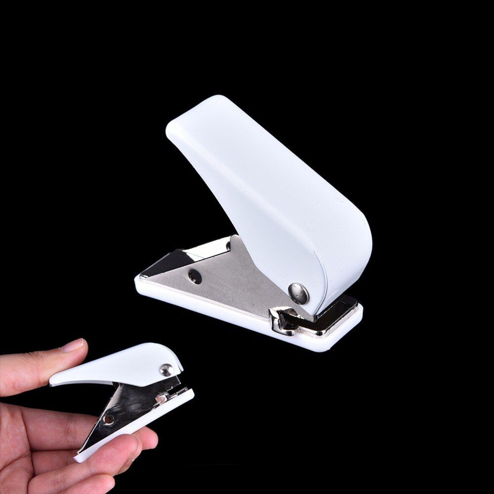 1 STÜCK Dart Flight Locher Punch Welle Metall Ring Zubehör Darts Werkzeug
