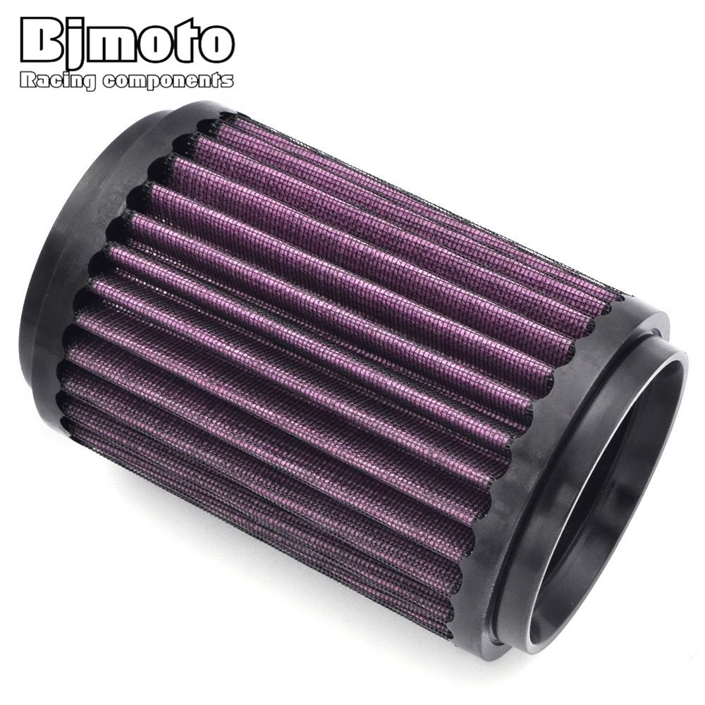 AC-020E Motorcycle High Flow Performance Replacement Air Filter Intake Cleaner Kit For Ducati Monster 795 2012 796 2010-2013