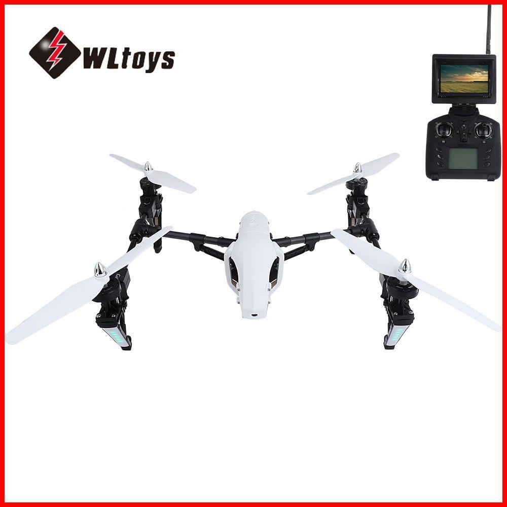 WLtoys Q333 - A WLtoys Q333 - B RC Quadcopter WiFi FPV 4CH 6 Axis Gyro RC Quadcopter With hD Camera RTF Aircraft RC Drone