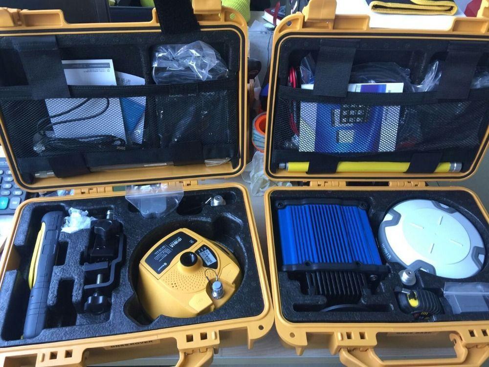 Neue Hallo-ziel V90 GPS GNSS empfänger eine basis und einer rover leter