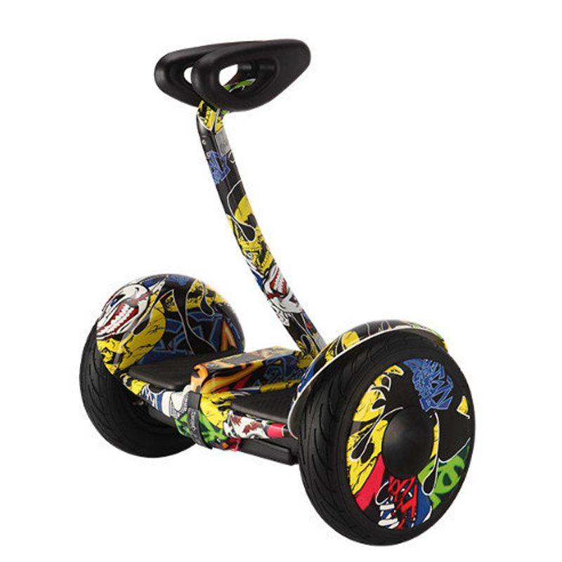 Erwachsene elektrische skateboard Roller Mini giroskuter smart rad hover bord Elektrische Roller Über Bord roller electrico