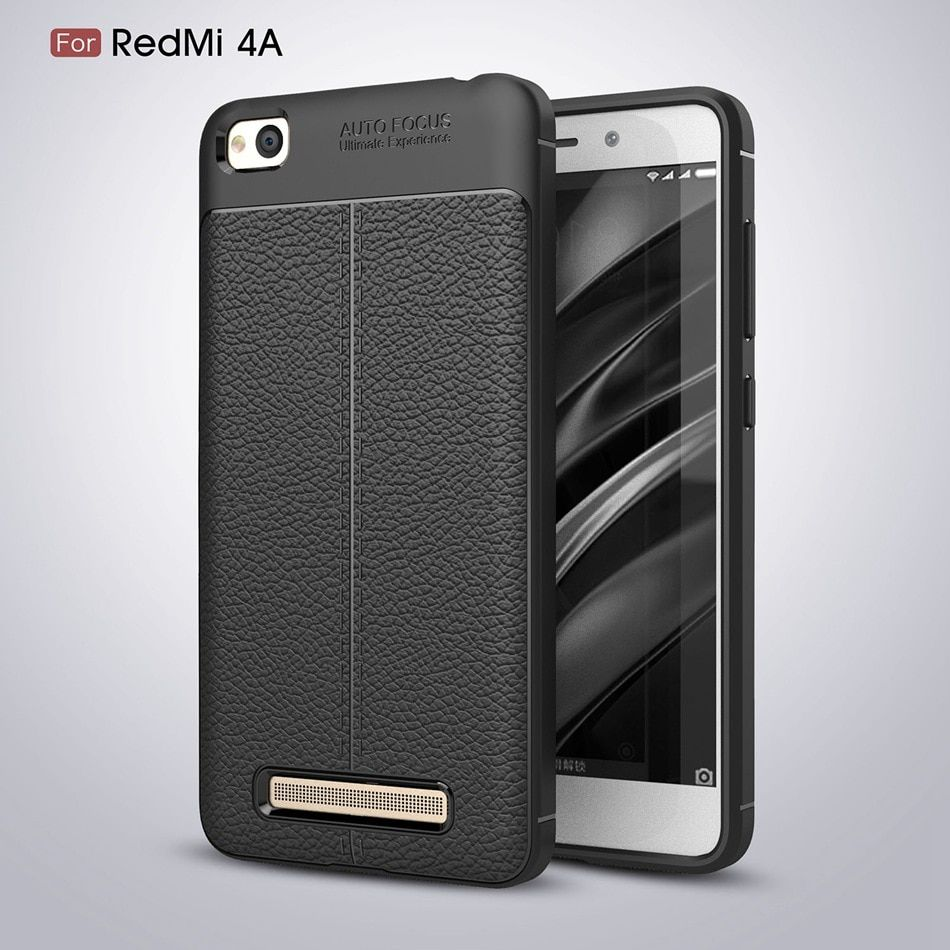 Fashion Soft Silicone Case For Xiaomi Redmi 4A 5a 4 A Case Luxury Ultra Slim Cover For Redmi Note 5A Shockproof Phone Gel Cases