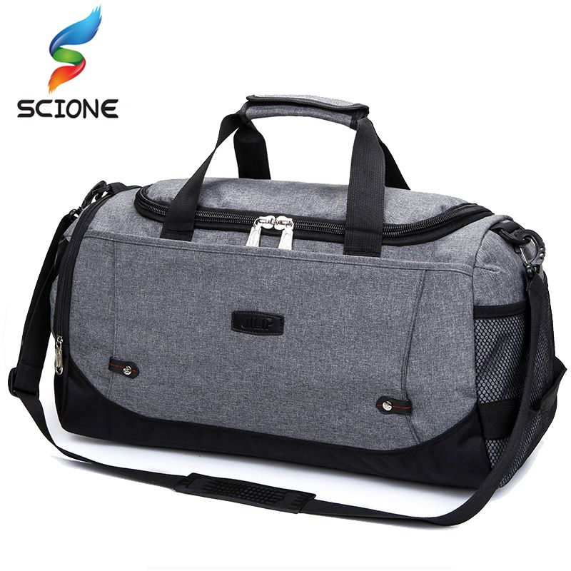 2018 Limited Hot Sports Bag <font><b>Training</b></font> Gym Bag Men Woman Fitness Bags Durable Multifunction Handbag Outdoor Sporting Tote For Male