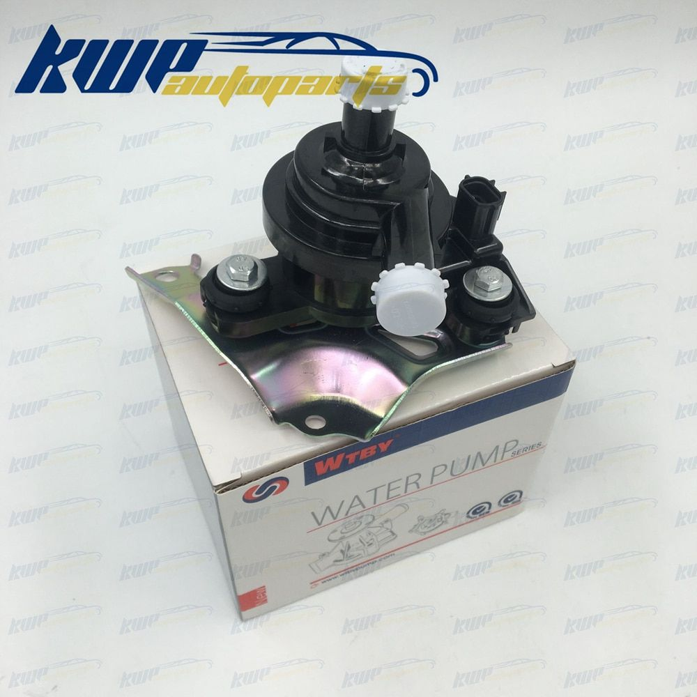 New Electric Inverter Water Pump W Bracket For Toyota Prius 1.5 #G9020-47031 04000-32528
