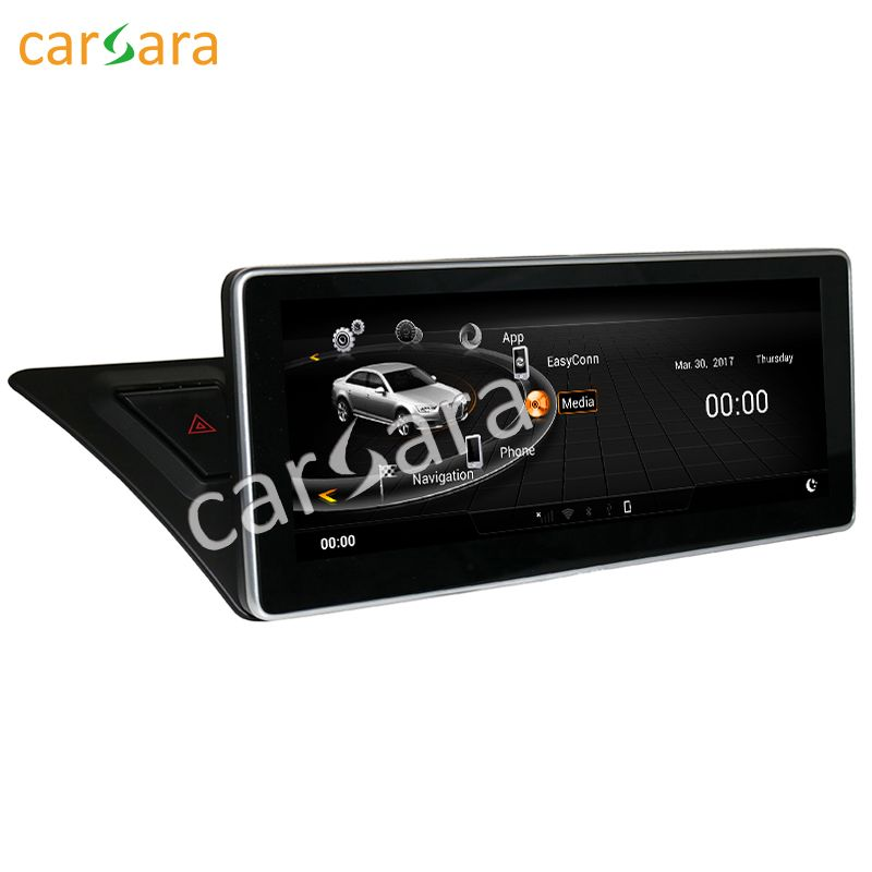 Carsara Android display für Audi A4 A5 2009-2016 10,25 touch screen GPS Navigation radio stereo dash multimedia player