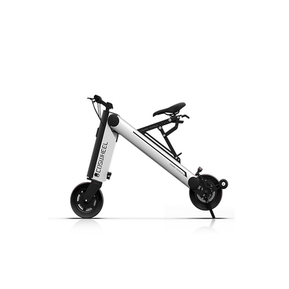 COSWHEEL A-ONE 30KM Foldable Electric Scooter Portable Mobility Scooter Adults Electric Bicycle