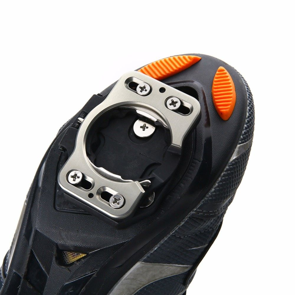 One Pair Quick Release Cleat Bike Pedal Cleats for Speedplay Zero, Pave/Ultra Light Action, X1, X2, X5 Cleat