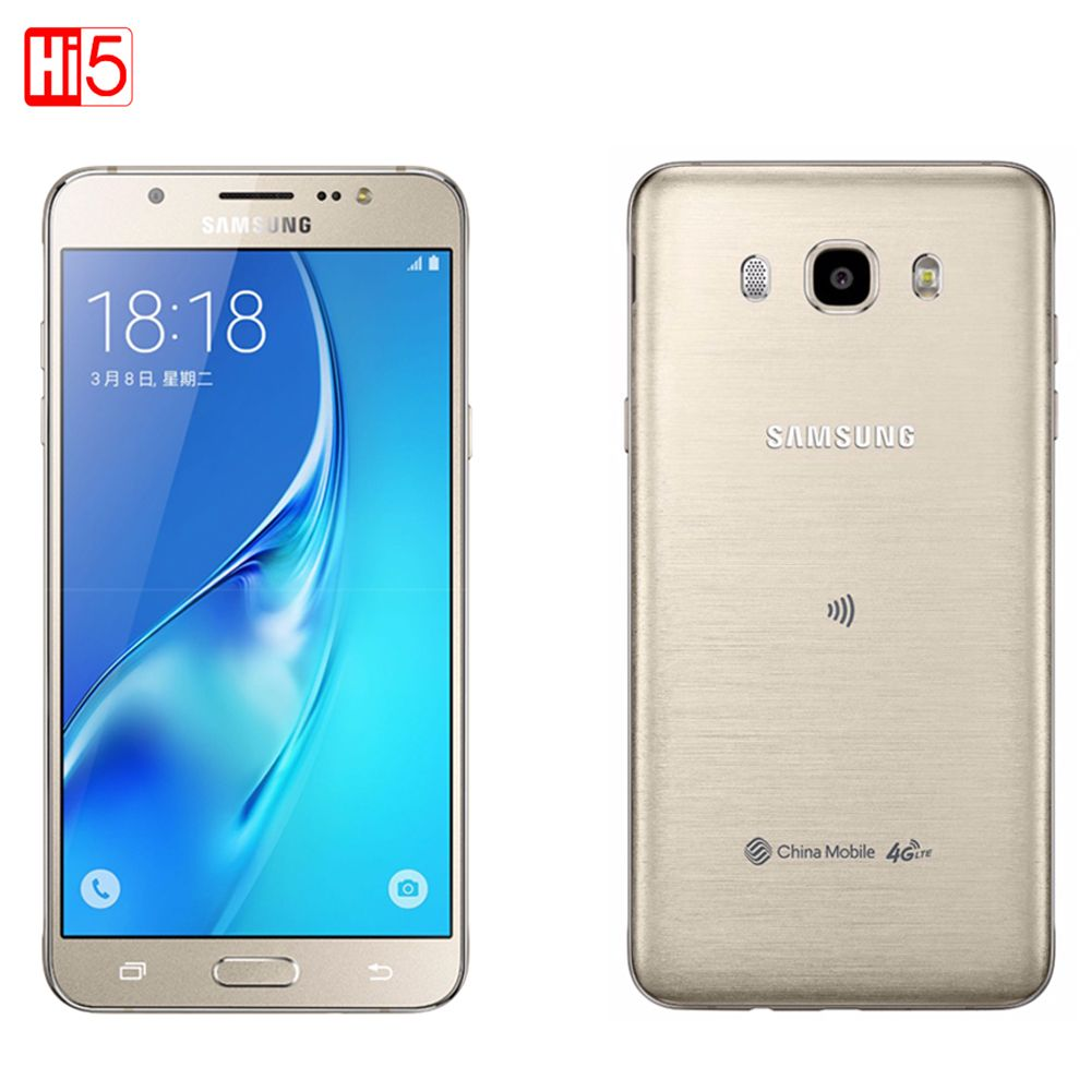 Samsung Galaxy J5 (2016) 5.2 pouces 2 GB RAM 16 GB ROM Quad Core Snapdragon 410 3100 mAh Double SimFDD smartphone ite