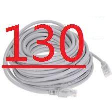 130 #2018 Câble Haute Vitesse 1000 m RJ45 CAT6 Ethernet Réseau Plat LAN Câble UTP Patch Routeur Câbles