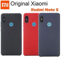 Asli Xiaomi Redmi Note 5 Pro Case Cover 5.99