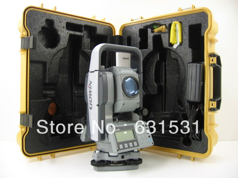 New Topcon Gowin TKS 202 Total Station for Surveying 1 Year Warranty