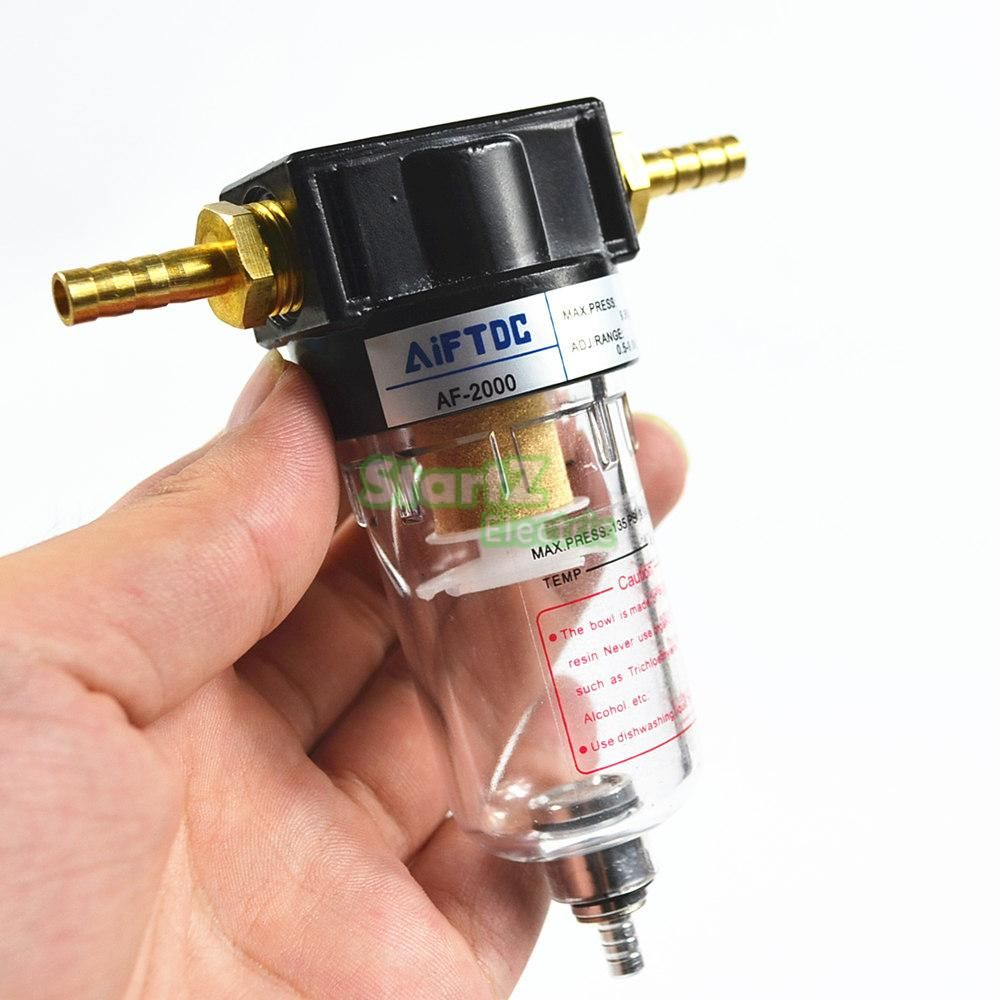 Universal Oil Catch Tank Oil catch Filter out impurities with Fitting