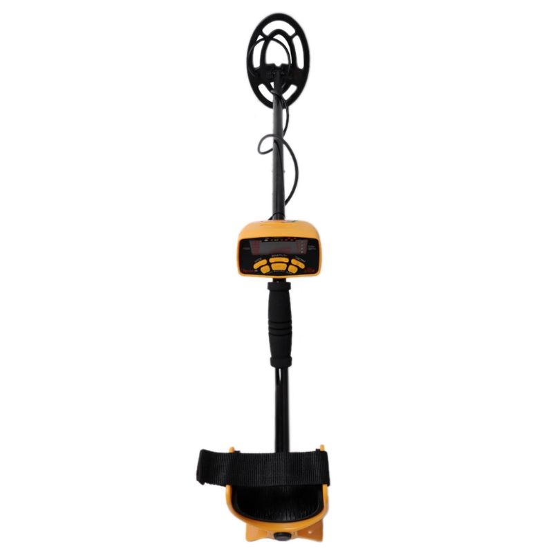 Metal Detector MD6250 Professional High Sensitivity Underground Metal Detector Jewelry Hunting Gold Treasure Search LCD Display