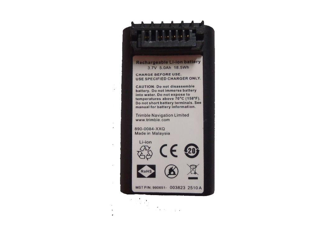 5PCS NIVO 2M/2C Li-ion 3.7V 5000mAh battery for Nikon total station