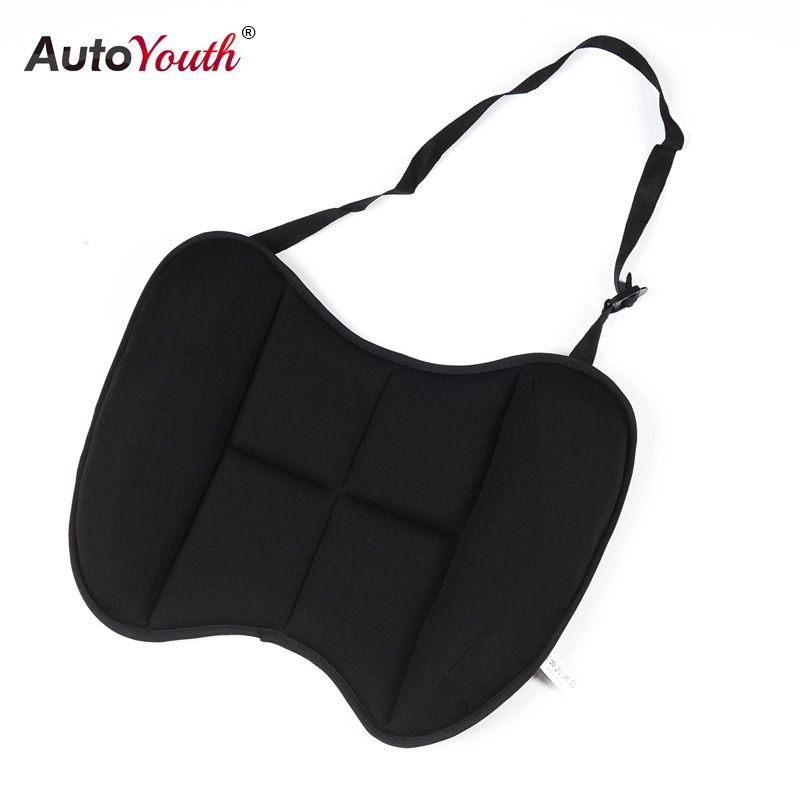 AUTOYOUTH Seat Supports Lumbar Back Support  Universal Butterfly Shape Lumbar Cushion For Car Lumbar Support For Office Chair