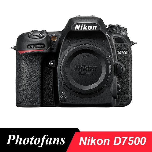 Nikon D7500 DSLR Camera (Body only,Brand New)