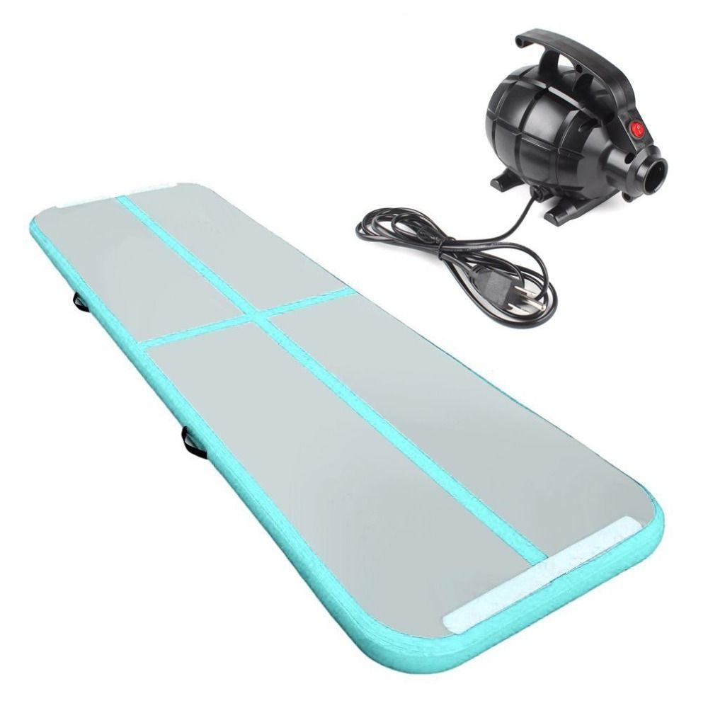 rolimate Inflatable Air Track Tumbling Gymnastic/Yoga/Taekwondo/Water Floating/Camping Foldable Training Anti-slip Mat
