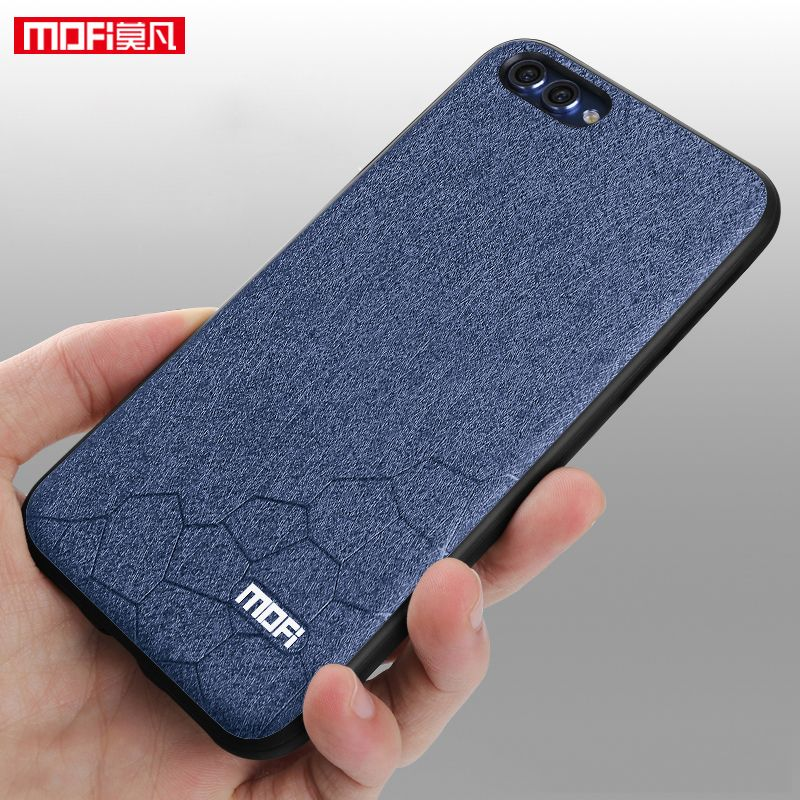 Mofi for Huawei honor view 10 case leather for honor v10 case silicon for huawei honor view 10 case TPU fundas view10 v10 5.99