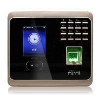 GM300Plus face recognition time attendance with fingerprint reader TCP/IP WIFI facial employee time clock UF100 FACIAL RECOGNITI