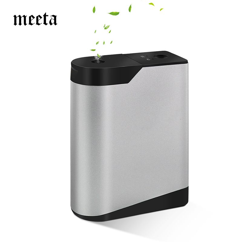 Wireless & Waterless Aromatherapy Oil Diffusion Essential Oil Diffuser Portable Rechargeable Aroma Nebulizing Difusor For House