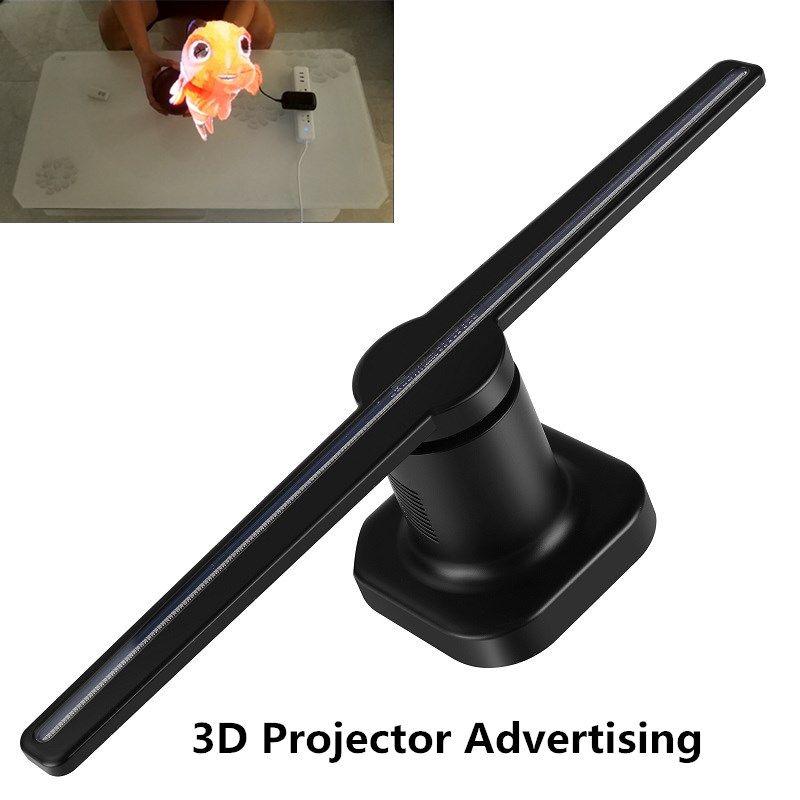 3D Projektor Hologramm Lichter 20 watt Projektor Led Geschäfte Licht Farbe Strahl Disco KTV Club Party Shop CE Zertifizierung Restaurant shop