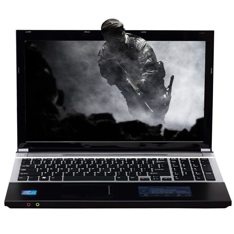 15.6inch 8G RAM 1TB HDD Quad Core Windows 10 Notebook for school,office or home Computer laptop with DVD ROM
