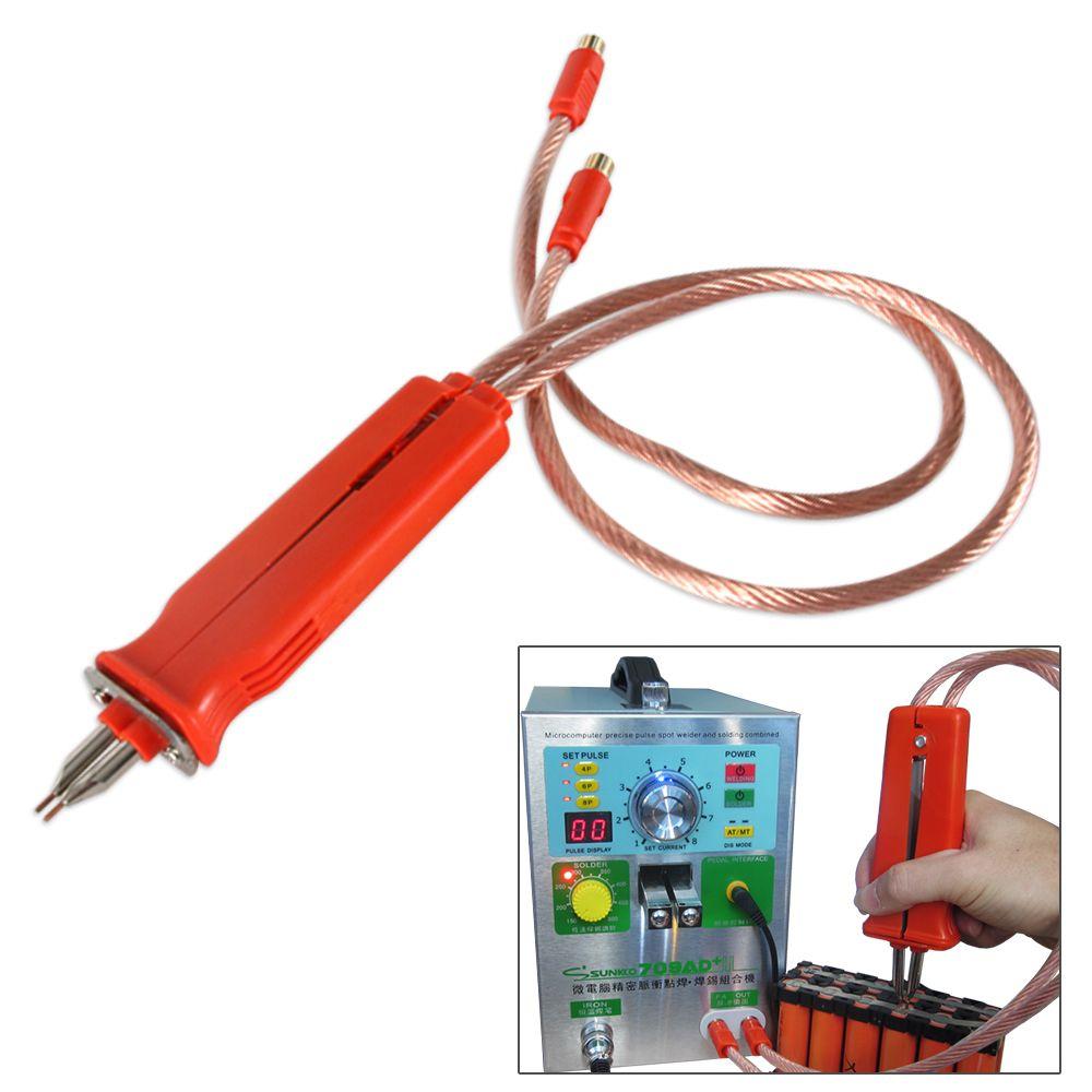 SUNKKO HB-70B Batterie de soudage par points stylo-utiliser polymère batterie de soudage spot soudeur stylo pour 709 série spot machine de soudage