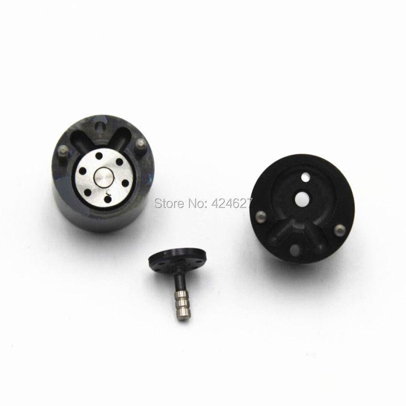 Black fuel injector control valve 9308-621c common rail control valves 9308621c 9308z621C 28239294 28440421 All black