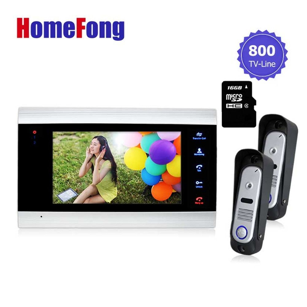 Homefong HD Touch key 7