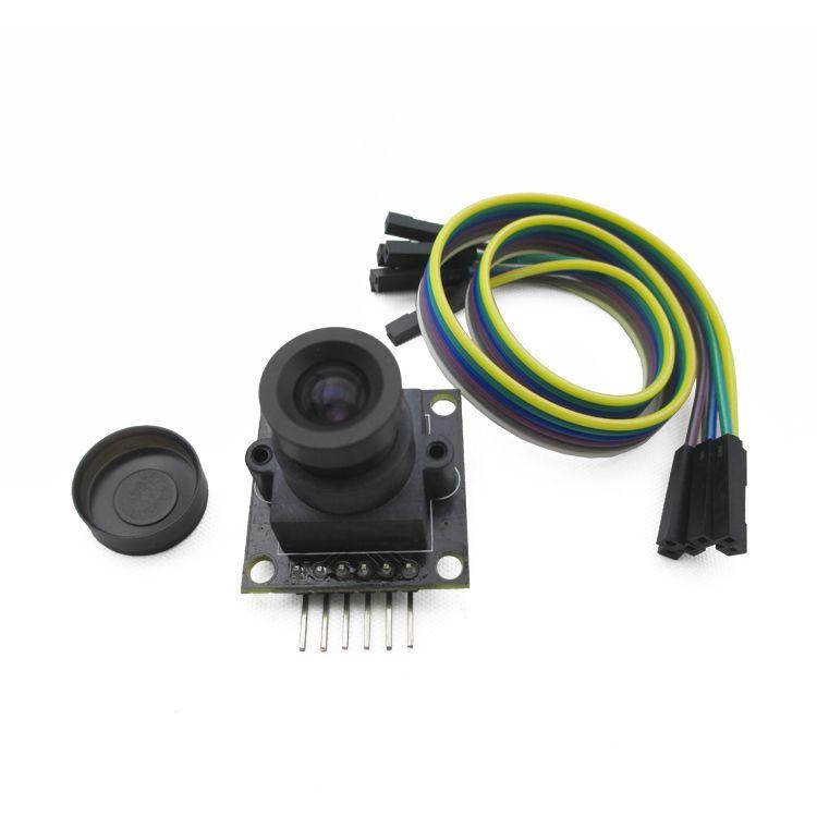 TSL1401 module, linear CCD, official exemption, smart car, photoelectric group.