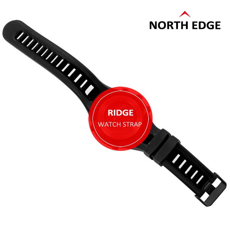 NorthEdge RIDGE bracelet de montre bracelet bande sport extérieur numérique