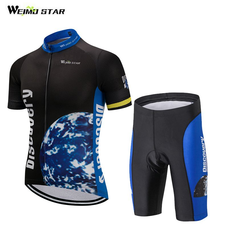 New Cycling Sets Bike jersey sets Cycling jersey Sets Cycling clothing short sleeve bike bicycle jersey pants suits 2018 Summer