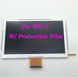 100% Brand New for Wii U LCD Screen Display Replacement For WIIU WII U Gamepad