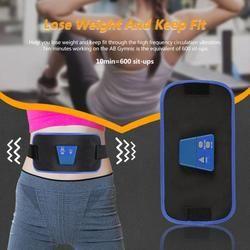 Minceur Corps De Massage ceinture AB Gymnic jambe de Bras Taille Poids Perdu Électronique Muscle Massager Ceinture Minceur Produit Soins de Santé L3
