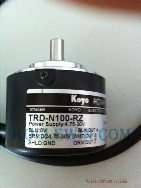 KOYO TRD-N1000-RZ Photoelectric Incremental Rotary Encoder, TRDN1000RZ, TRD/N1000/RZ