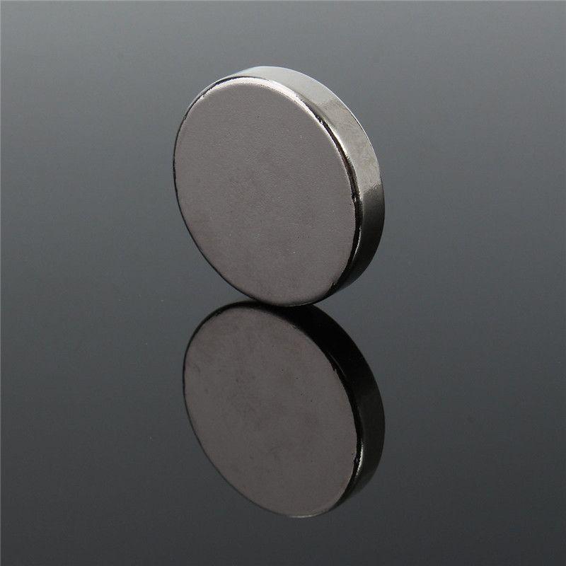 1 Stück Disc 25x5mm N52 Runde Magneten Neodym Rare Earth Magnete Kleine Kühlschrank 25mm x 5mm Magnet