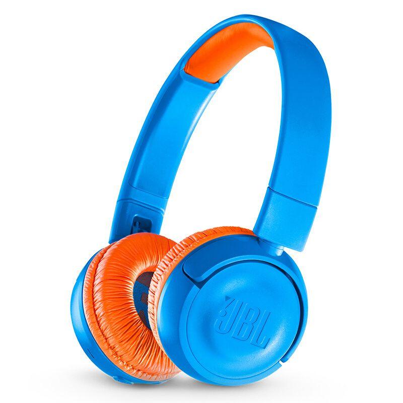 JBL JR300BT kinder headset Bluetooth Drahtlose kopfhörer headset studenten niedrigen dezibel Exklusive Headsets für Kinder