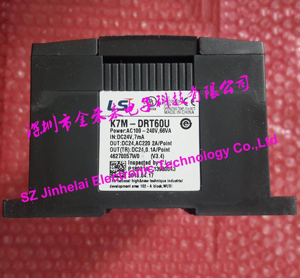 100% New and original K7M-DRT60U LS(LG) PLC